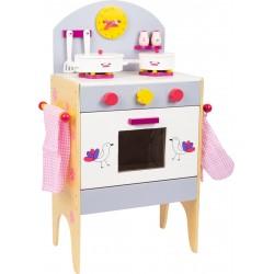 Spielküche - Küchenherd mit Zubehör