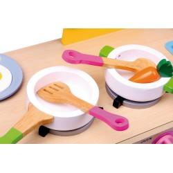 Spielküche - Nena mit Zubehör