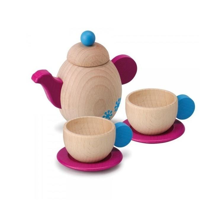 Kinderspielzeug Teeservice - Erzi