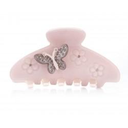 Haarklammer - Schmetterling