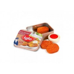 Chicken Nuggets von Iglo in der Dose