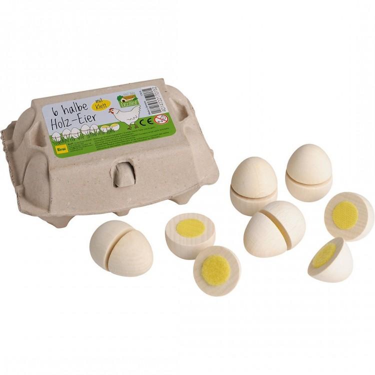 Ei zum Schneiden Spiellebensmittel