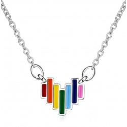 Kinder - Halskette mit Anhänger - Herz
