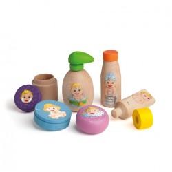Erzi - Sortierung Puppenpflege