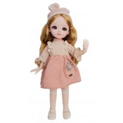 Puppe mit beweglichen Gelenken 30 cm.