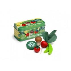 Erzi -Gemüsesnack in der Dose