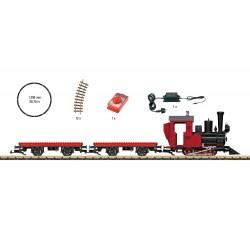 Startset Bausteinzug - Spur G - LGB - 90463