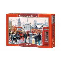 Puzzle 1000 Teile -  Castorland London Collage