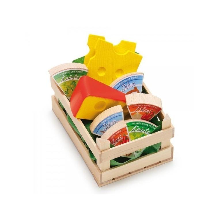 Sortiment Käse, klein