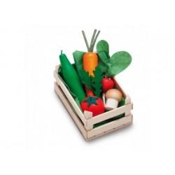 Kaufladen Zubehör - Sortiment Gemüse