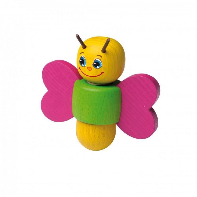 Schraubenspiel Schmetterling