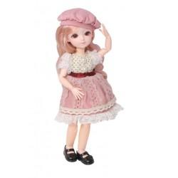 Puppe 30 cm. mit beweglichen Gelenken