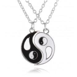 Freundschaftsketten -  Yin und Yang