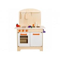 Spielküche aus Holz - Glow2b