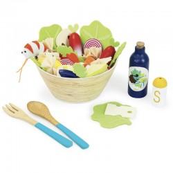 Salat Set für die Kinderküche
