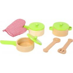 Koch-Set für Kinderküche
