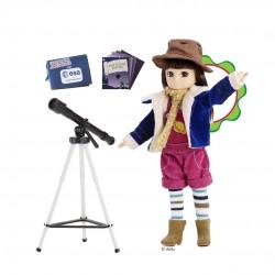 Puppe - Lottie Astronomin