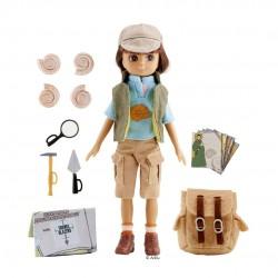 Puppe - Lottie Archäologin