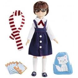 Puppe - Lottie Schulmädchen