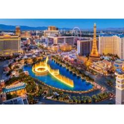 Puzzle 1500 Teile - Las Vegas