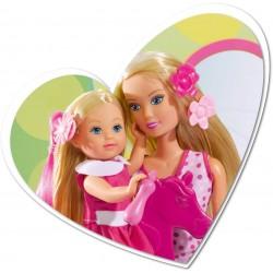 Steffi Love, Kinder Friseur