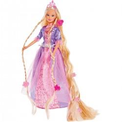 Puppe - Steffi Love Rapunzel Lila