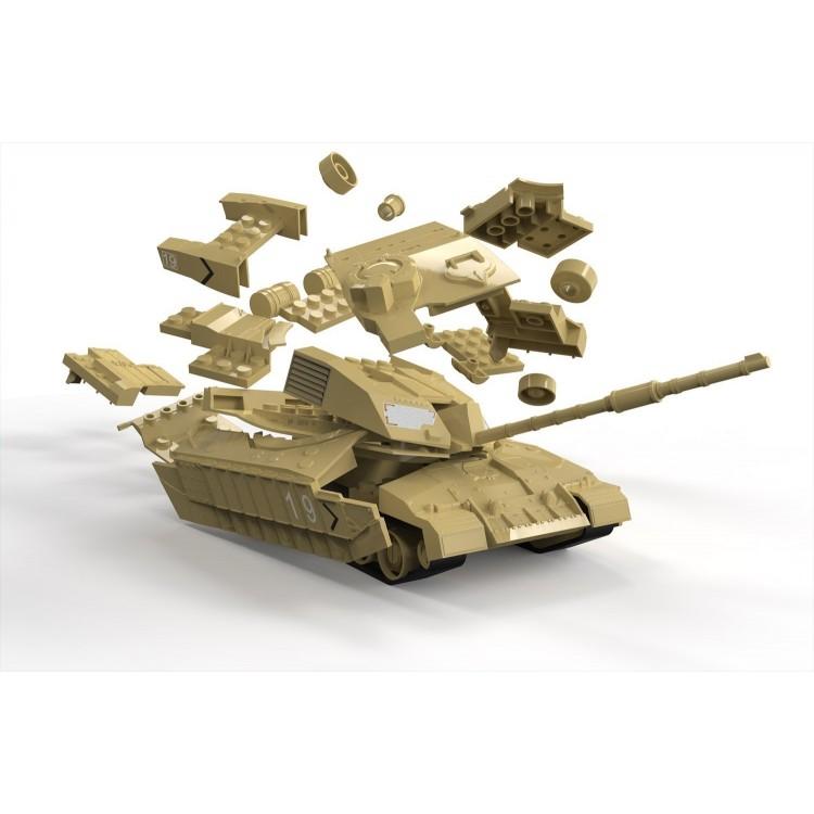 Airfix Quick-Build, Challenger Panzer
