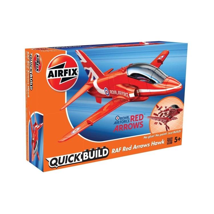 Airfix Quickbuild, Red Arrows Hawk