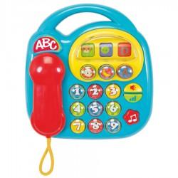 Kindertelefon - Simba ABC