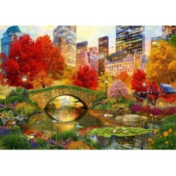 Puzzle 1000 Teile - Central Park NYC