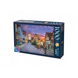 Puzzle 1000 Teile - Rothenburg