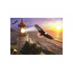 Puzzle 1000 Teile - Sonnenaufgang