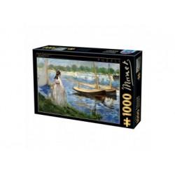 Puzzle 1000 Teile - Edouard Manet