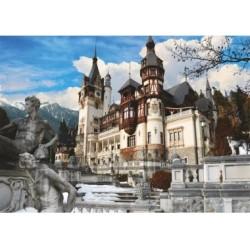 Peles Schloss  -  Puzzle 1000 Teile