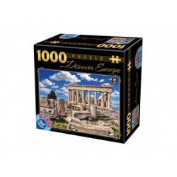 Puzzle 1000 Teile - Akropolis