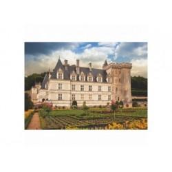 Château de Villandry  -  Puzzle 1000 Teile