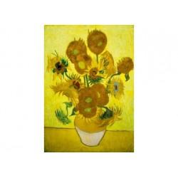 Puzzle 1000 Teile - Vincent Van Gogh - Sunflowers