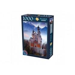 Puzzle 1000 Teile - Neuschwanstein