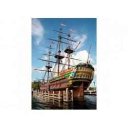 Amsterdamer Hafen  -  Puzzle 1000 Teile