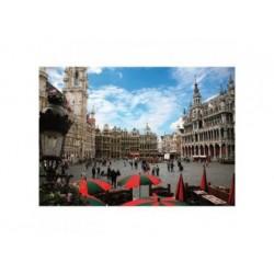 Grand Place, Brüssel  -  Puzzle 1000 Teile