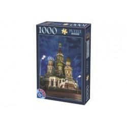 Puzzle 1000 Teile - Moskau