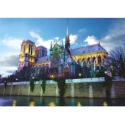 Notre Dame de Paris - Puzzle 1000 Teile