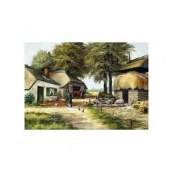 Puzzle 1000 Teile - Farm House