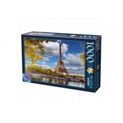 Puzzle 1000 Teile - Eiffelturm