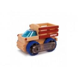 Holzauto - Lastwagen