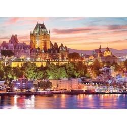 Eurographics Le Vieux-Québec  -  Puzzle 1000 Teile