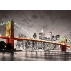 Brooklyn Bridge  -  Puzzle 1000 Teile