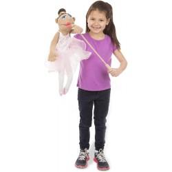 Handpuppe - Marionette Ballerina