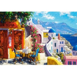 Puzzle 1000 Teile - Afternoon on the Aegean Sea
