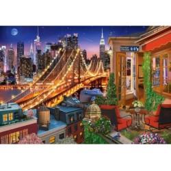 Puzzle 1000 Teile - Brooklyn